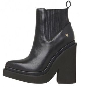 Windsor Smith Pommy Leather Boot